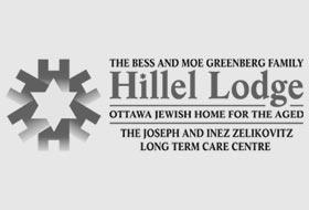 Hillel Lodge logo