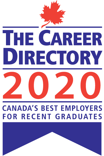 The Career Directory 2020 Canada's Best Employers for Recent Graduates logo
